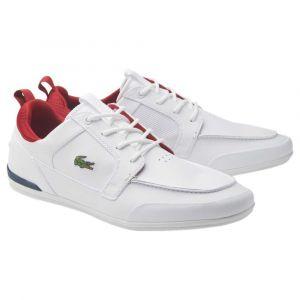 Lacoste Marina 119 1 CMA, Baskets Hommes, Blanc
