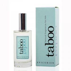 Parfum D'attirance Pour Homme - Taboo Épicurien - 50 Ml -