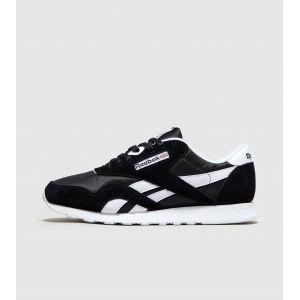 Reebok Classic Nylon chaussures noir 45,0 EU