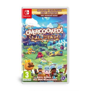 Overcooked! All You Can Eat (Nintendo Switch) [Switch]