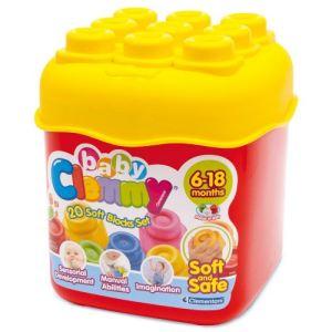 Clementoni Baby Clemmy : Baril 20 pièces