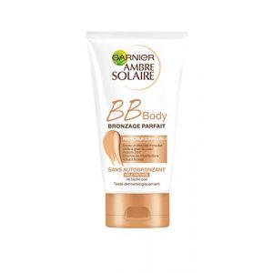 Garnier Ambre Solaire BB Body - Soin perfecteur teinté bronzage parfait corps