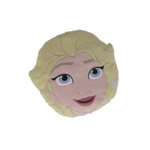 Coussin tête d'Elsa