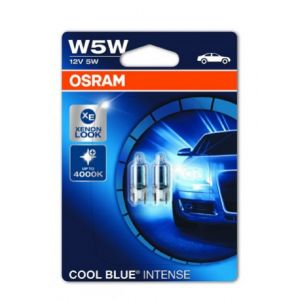 Osram Ampoules Xenon look T10 W5W 12V 5W W2,1x9,5d