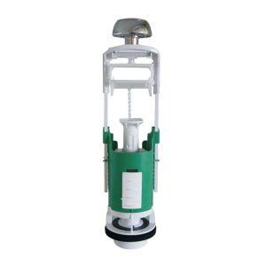 Regiplast Mécanisme chasse d'eau - poussoir double touche 3/6 L - 6000