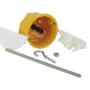 Legrand Boîte d'encastrement pour Luminaire Batibox plaque de plâtre