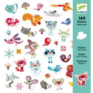 Djeco Stickers Petits amis