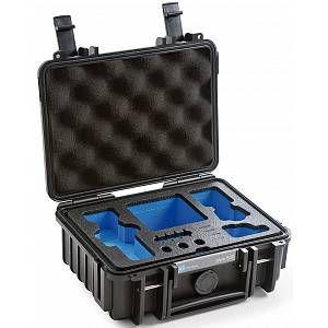 B+W Outdoor Case Type 500 Noire pour Osmo Pocket