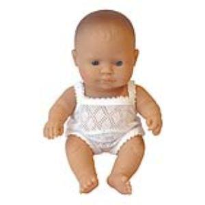 Miniland Baby Poupon garçon européen (21 cm)