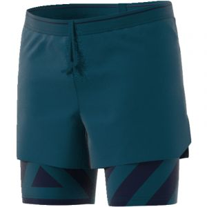 Adidas Terrex Agravic 2in1 Short Pétrole Night Vêtements trail