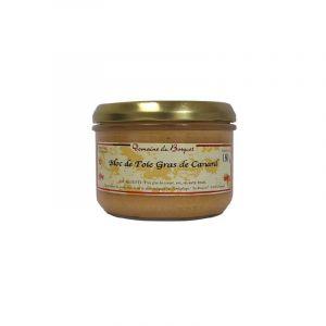 Halte Gourmande Bloc de foie gras de canard 180g