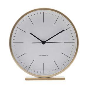 House Doctor Horloge de table 15 cm Hannah or