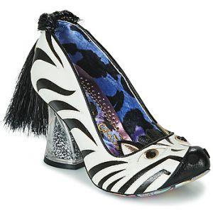 Irregular Choice Chaussures escarpins ZEVRA Noir - Taille 37,38,39,40,41,42,43