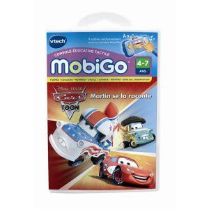 Vtech Jeu Mobigo Cars Toon