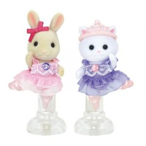 Epoch 5257 - Les amies ballerines Sylvanian Family