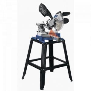 Scheppach Kity - Scie à onglet radiale Ø 254 mm 1800W + piètement - HM100lu