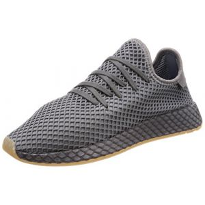 Adidas Basket Deerupt Runner Cq2627 Anthracite - Taille 42 2/3 - Couleur Gris