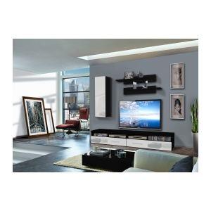 Meuble Tv Noir Mat Comparer 624 Offres