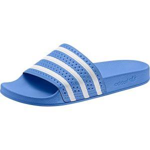 Adidas Tongs -originals Adilette - Real Blue / Ftwr White / Real Blue / Ftwr White - EU 44 2/3