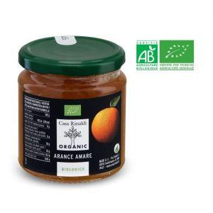 Casa Rinaldi Préparation à base de pulpe, de jus et d'écorces d'oranges amères bio - 330 g