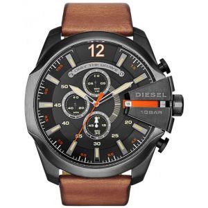 Diesel DZ4343 - Montre pour homme avec bracelet en cuir