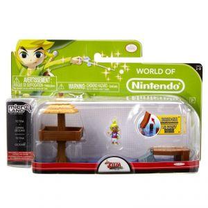 Jakks Pacific World of Nintendo : Tetra + Open Ocean - Figurine Zelda