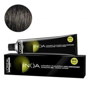 L'Oréal Inoa - Tube coloration n°3 châtain foncé