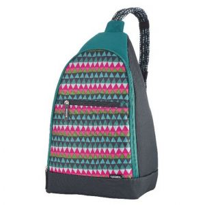 Thermos Sac à dos bandoulière isotherme 10 L Sling - Raya Peacock