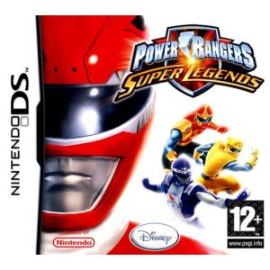 Power Rangers Super Legends [NDS]