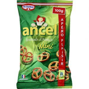 Ancel Bretzels, biscuits salés - Le paquet de 100g