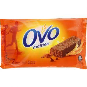 Ovomaltine Barres énergétique au malt et au chocolat