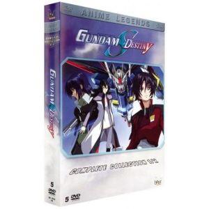 Gundam Seed Destiny - Partie 1