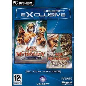 Age of Mythology Gold Edition : Le jeu + l'extension The Titans [PC]