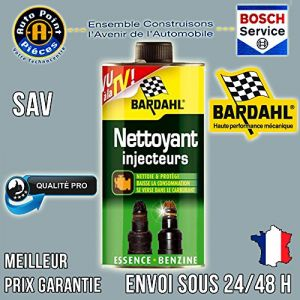 Bardahl Nettoyant injecteurs essence 1 L