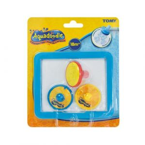 Tomy Aquadoodle Pack 3 Tampons et 1 Réceptacle