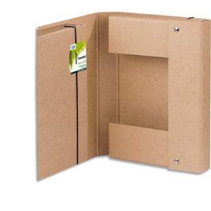Elba Boîte de classement Touareg en carton dos 50 mm