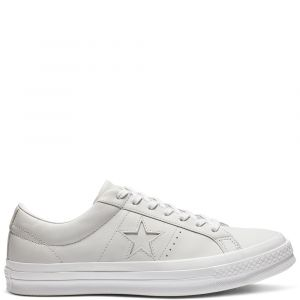 Converse One Star Ox chaussures blanc T. 44,5