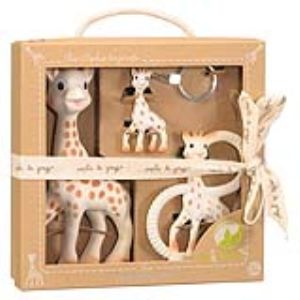 Vulli 220114 - Coffret Trio So'Pure Sophie la Girafe