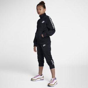 Nike Survêtement Sportswear pour Fille plus âgée - Noir - Couleur Noir/blanc - Taille M