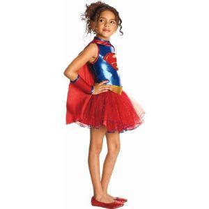 Rubie's Déguisement Supergirl paillettes (3 à 6 ans)