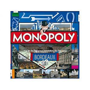 Image de Winning Moves Monopoly Bordeaux 2014