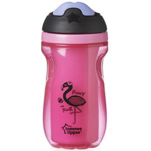 Tommee tippee Tasse isotherme à bec 12 mois +