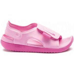 Nike Sandale Sunray Adjust 5 pour Bébé/Petit enfant - Rose - Taille 27 - Unisex