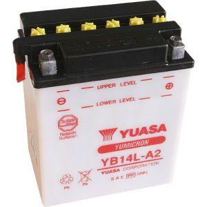 Yuasa YB14L-A2 - Batterie moto
