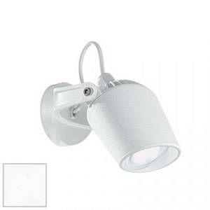 Ideal lux Spot extérieur led Minitommy Blanc résine 096483
