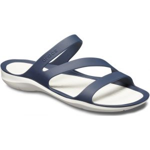 Crocs Swiftwater Sandals Women, navy/white EU 37-38 Sandales Loisir