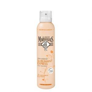 Le Petit Marseillais Sublimant Express - Spray hydratant huile d'abricot & lys blanc
