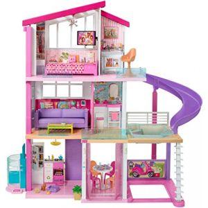 Mattel Poupée Barbie - Maison de Rêve