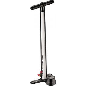 Lezyne Steel Digital Drive - Pompe à vélo - blanc Pompes à pied