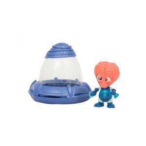 Giochi Preziosi EXOGINI Navette Ufogini & Ultramind - Mini Figurine à Collectionner